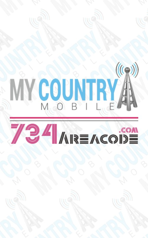 734 area code- My country mobile